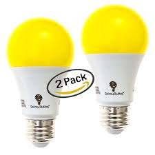 best bug light bulbs impressive outdoor light bulbs that don t attract bugs solray amber