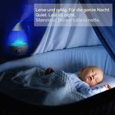 humidificateur d air chambre bébé 2 4litre humidificateur d air bebe chambre bebe humidificateur