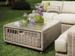coffee tables decor outdoor storage coffee table brown square