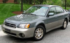 gold subaru outback what is the suspension difference between the ob and legacy