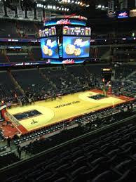 Verizon Center Washington Dc Map by Capital One Arena Section 213 Home Of Washington Capitals