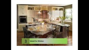 Stationary Kitchen Island by Kitchen Carts And Portable Kitchen Islands Youtube