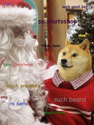 Christmas Doge Meme - christmas doge christmas giggles pinterest doge memes and