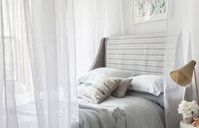 Curtains For Headboard Diy Bed Canopy U2013 Design Sponge
