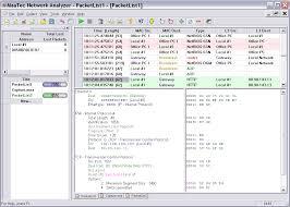 network analyzer network monitoring packet sniffer lan monitor