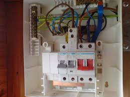 bg garage consumer unit wiring diagram with example pictures