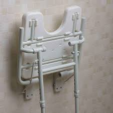 economy wall mounted shower seat nrs healthcare
