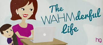 the wahmderful tribe an online community for work at home moms
