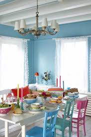Colors For Dining Room by Best 25 Painted Dining Chairs Ideas On Pinterest Spray Painted