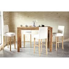 Table Haute En Bois Massif by Table à Manger Haute En Sheesham Massif 6 8 Personnes L150