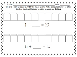 68 best making 10 images on pinterest kindergarten math making