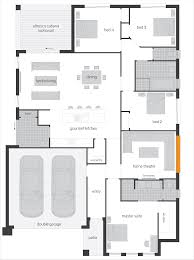 one floor plans new homes home design and style