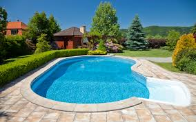 Pictures Of Swimming Pools TO INSPIRE DESIGN IDEAS - Backyard landscape designs with pool