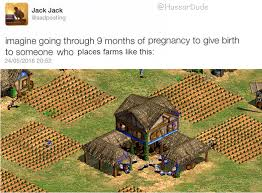 Absolutely Disgusting Meme - absolutely disgusting hussar dude age of empires memes facebook