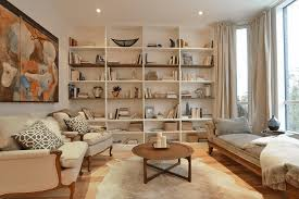 Living Room Built In Living Beautiful Living Rooms With Built In Shelving