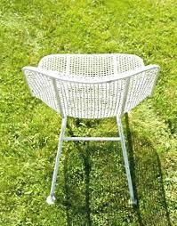 White Metal Patio Chairs Unique Design White Mesh Chair White Metal Patio Chairs Patio Of