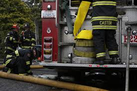 North Bay Fire Hall Ny grass fire chases richmond residents from homes sfgate