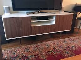 Midcentury Modern Buffet - furniture enticing mid century modern credenza for classic home