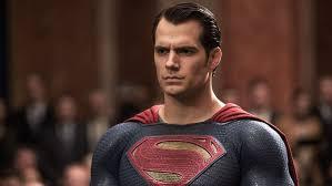 justice league u0027 movie superman black costume shared henry