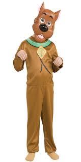 bear halloween mask scooby doo dog kids fancy dress tv cartoon character childrens