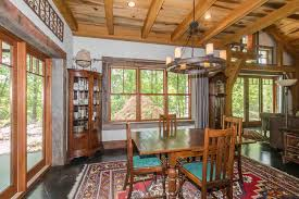 Timber Frame Home Interiors Hybrid Timber Frames Combine Building Methods To Get Your Dream House