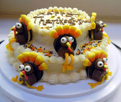 ronna s thanksgiving cake