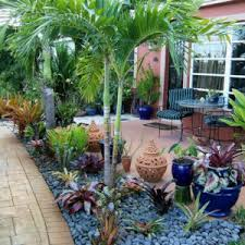 Florida Garden Ideas Inspiring Weston Florida Landscaping Fl Landscape And Designs