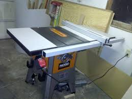 central machinery table saw fence r4512 fence wing upgrades woodworking talk woodworkers forum