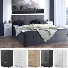 nachttische design nachttische nachtkonsolen in aktuellem design ebay