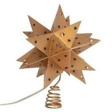 moravian tree topper vintage metal moravian pendant for tree topper