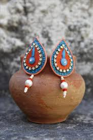 jute earrings jute earrings best price 526946