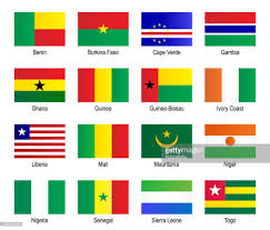 Benin Flag Flags West Africa Vector Art Getty Images