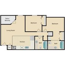 2 bedroom floorplans river walk apartments availability floor plans pricing