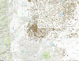 Map Of Sw Usa by Fracking The Usa New Map Shows 1 Million Oil Gas Wells Climate