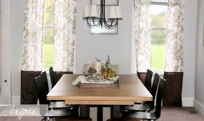 dining room valance curtains windows red valances for windows designs 25 best ideas
