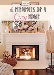 cozy home interior design elements of a cozy home tidbits twine