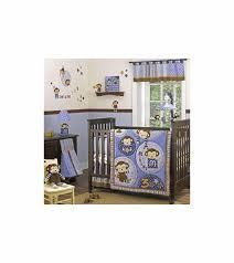 Cocalo Crib Bedding Sets Cocalo Baby Monkey Mania 6 Crib Bedding Set