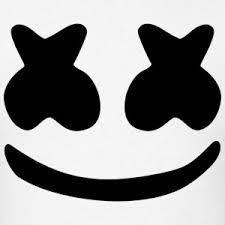 marshmello dj material design logo marsmellow pinterest