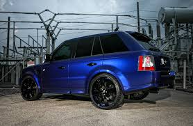 customized range rover 2017 customized range rover sport exclusive motoring miami fl
