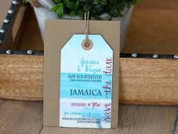 save the date luggage tags wedding invitation save the date luggage tag magnet