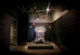 see inside washington dc u0027s incredible game of thrones pop up bar