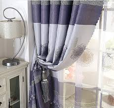 Purple Bedroom Curtains Purple And Grey Shower Curtain Classic Grey And Purple