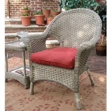 Pvc Wicker Outdoor Furniture by Resin Wicker Chairs U0026 Ottomans