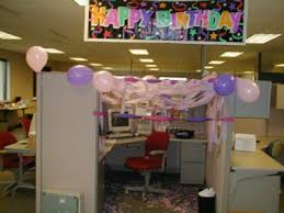 Cubicle Decoration Themes Fair 60 Office Birthday Decoration Ideas Design Inspiration Of