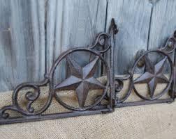 Shabby Chic Shelf Brackets by Rustic Corner Braces Etsy