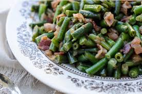 bacon green beans and 12 more delicious thanksgiving side dish