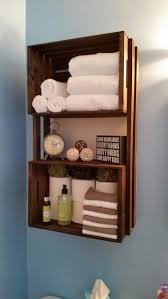Wooden Crate Shelf Diy by Best 25 Crate Storage Ideas On Pinterest Desk Ideas Desk