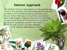 horticulture science lesson 6 classifying ornamental plants ppt