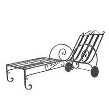 Metal Chaise Outdoors U2022 Outdoor Seating U2022 Outdoor Chaises Modernica Props