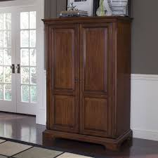 Laptop Desk Armoire by Riverside Cantata Computer Armoire Hayneedle